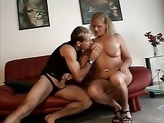 Big Boobs German Hardcore Mature