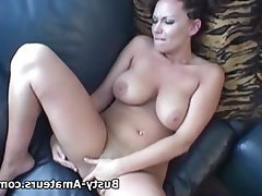 Amateur, Big Boobs, Masturbation