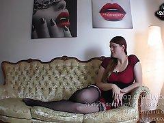 BDSM Cuckold Femdom German Pantyhose