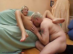 Amateur, Blonde, Blowjob, German, Small Tits