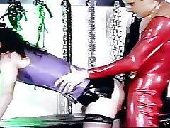 BDSM Femdom German Latex Vintage