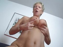 Big Boobs, German, Mature