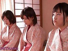 Group Sex, Japanese, Teen