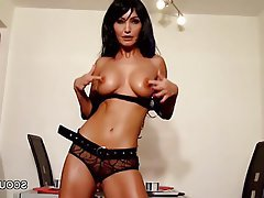 German, Handjob, MILF, Old and Young