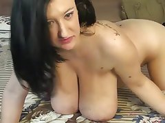 Amateur, Big Boobs, Masturbation, Webcam