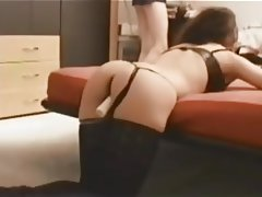 Amateur, Anal, Stockings, Wife