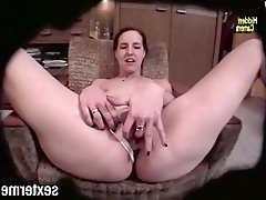 Amateur, German, MILF, Masturbation