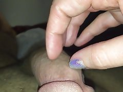 Amateur, Handjob, Masturbation, German