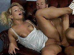 Anal, Blonde, German, Big Nipples
