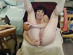 Amateur, Anal, Mature, Webcam