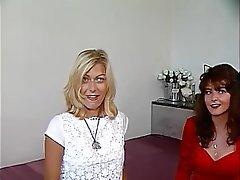 Amateur, Casting, German, Lesbian