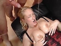 Anal, Big Boobs, Facial, Fisting