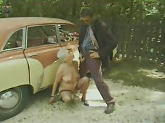 Mature, Vintage, Old and Young, Granny, Outdoor