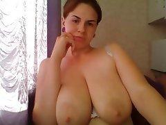 Webcam, Big Boobs, Big Nipples
