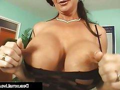 Anal, Brunette, Big Tits, Big Ass