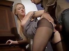 Blonde, Blowjob, Cumshot, Hardcore, MILF