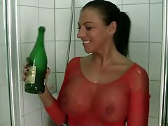 Amateur, Creampie, German, MILF