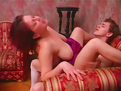 Brunette, Mature, MILF, Old and Young, Russian