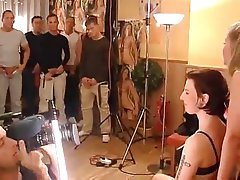 Babe Blowjob Double Penetration German Group Sex
