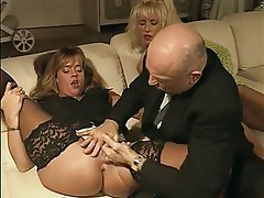 German Group Sex MILF Old and Young Swinger