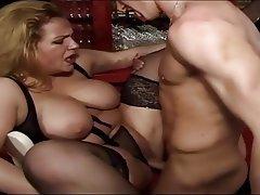 German MILF Pornstar