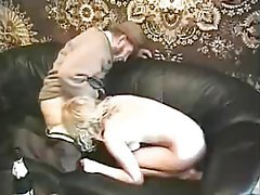 Amateur, Blowjob, Old and Young, Russian