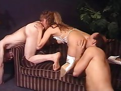Anal, Ass Licking, German, Vintage
