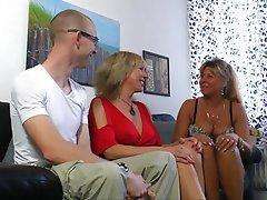 Mature Threesome