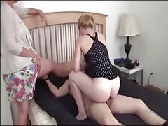 Cumshot German Mature Old and Young