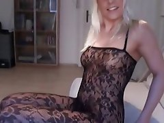 Blonde, Creampie, German