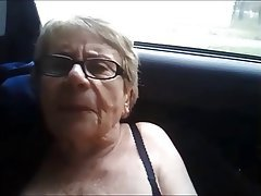 Amateur, German, Granny, Masturbation
