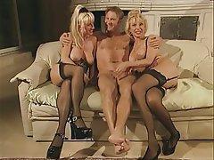 Anal Blonde German MILF Pornstar