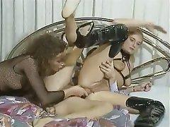 Blowjob Blonde German Threesome Pornstar