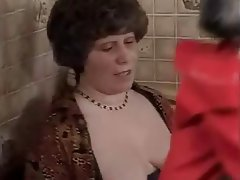 Blowjob Cumshot German Granny Old and Young