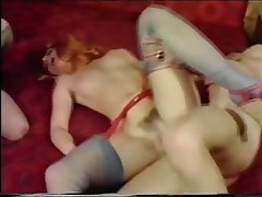 German Hardcore Pantyhose Stockings Vintage