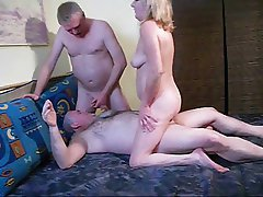 Cumshot, Old and Young, Amateur, German