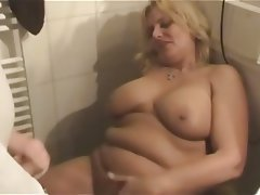 Amateur, BBW, German, Masturbation, MILF