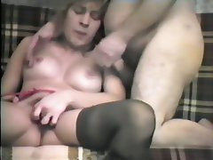 Amateur, German, Hairy, Handjob