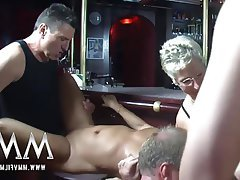 Amateur, German, Group Sex, Mature