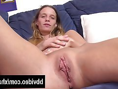 Blonde, German, Masturbation, Softcore