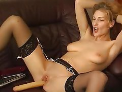MILF, Mature, Blonde, Webcam