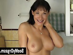 Amateur, Big Boobs, Masturbation, MILF
